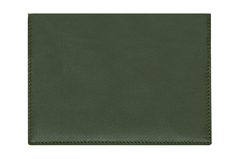 Passport Holder Emerald