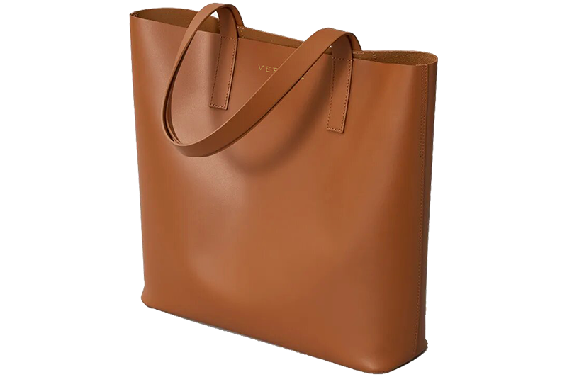 Vertige Tote Bag Cognac