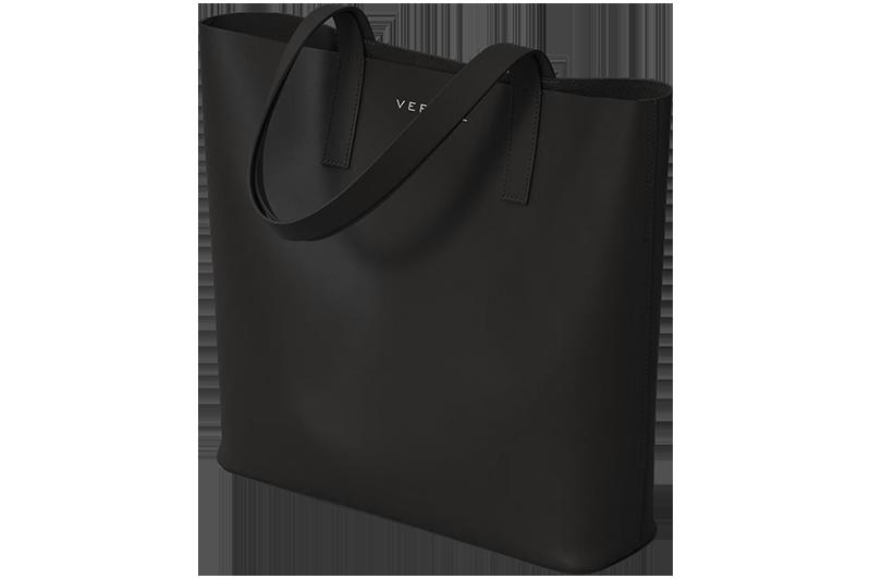 Vertige Tote Bag Black